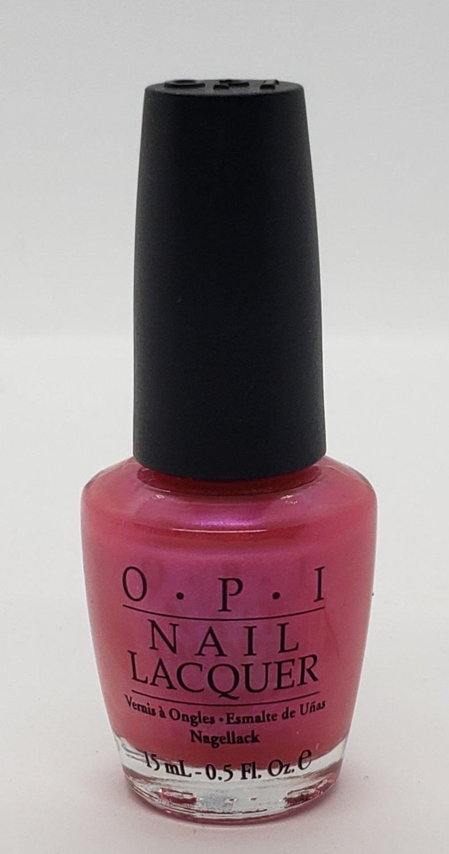 OPI Nail Polish - If The Fuchsia Fits NL D26 - NEW