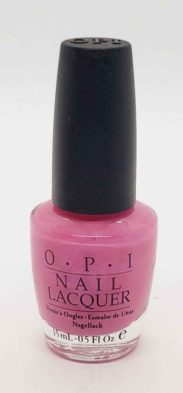 OPI Nail Polish - La Paz-itively Hot - NL A20 - NEW
