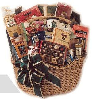 Chocalte Basket