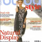 NEW Burda Magazine 11/2012 Uncut Folded Patterns US 2/4-24 (EUR 34-52) English
