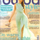 NEW Burda Magazine 06/2013 Uncut Folded Patterns US 2/4-24 (EUR 34-52) English