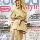NEW Burda Magazine 10/2013 Uncut Folded Patterns US 2/4-24 (EUR 34-52) English