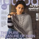 NEW Burda Style Special Knitting Crochet Magazine US 2/4-14 (EUR 34-44) English