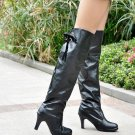 High-heeled fashion boots 68011 Knight