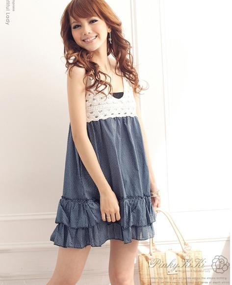 D1028 Korean version of the little cotton vest