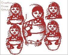 Matryoshka Circle Dance # 25897