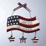 UNITED WE STAND WALL PLAQUE