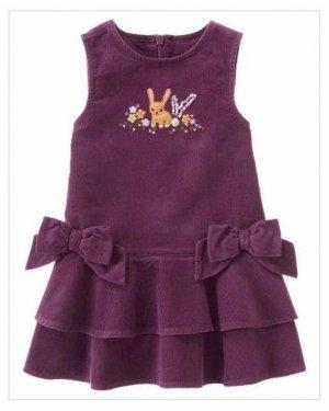 Gymboree Rabbit Dress