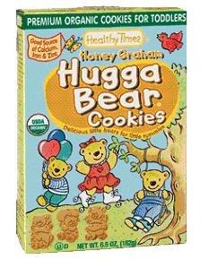 Hugga Bear Cookies - Honey Graham