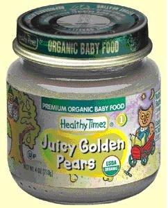 Juicy Golden Pears
