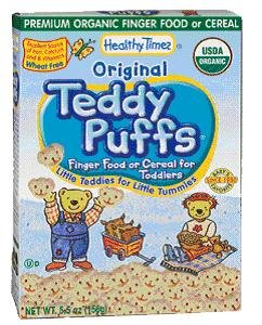 Original Teddy Puffs
