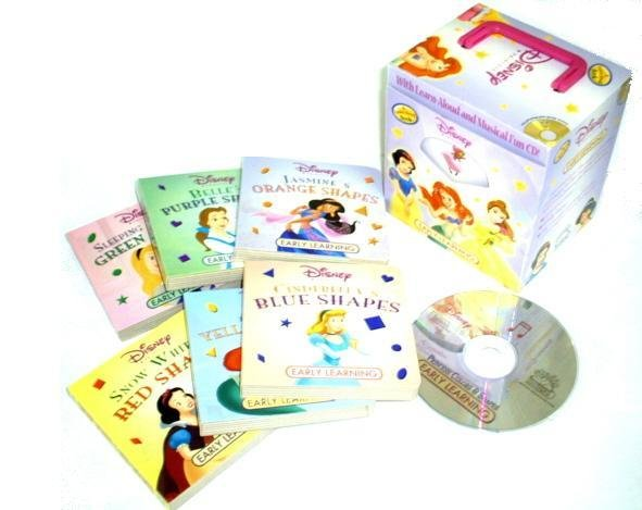 Princess Early Learning Pack