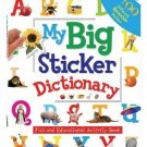 My Big Sticker Dictionary