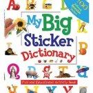 My Big Sticker Dictionary