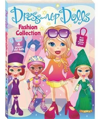 Dress-up Doll Fashion Collection
