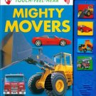 Touch Feel & Hear Board - Mighty Movers