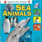 Touch Feel & Hear Board - Sea Animals