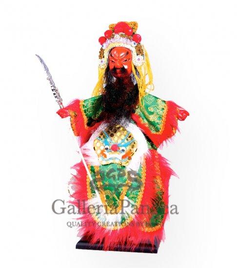 Hand Puppet, 'Guan Yu'