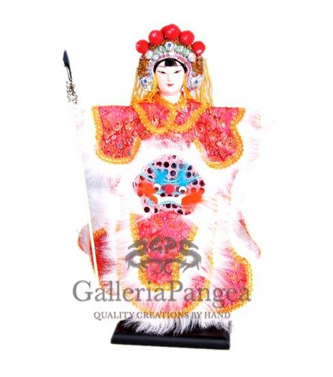 Hand Puppet, 'Mu Guiying'