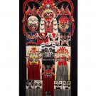 Batik Painting, 'Beijing Opera'