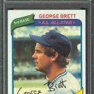 1980 Topps #450 GEORGE BRETT PSA 9 MINT