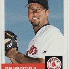 2002 Topps Heritage #433 Tim Wakefield SP