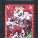 1989 Pro Set #494 Barry Sanders RC SGC 96 MINT
