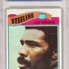 1977 Topps #405 Joe Greene Graded 8.5