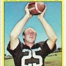 1972 Topps #210 Fred Biletnikoff Raiders