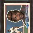 1988 Topps Big Baseball #161 TONY GWYNN SGC 96 MINT