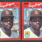 2 - 1990 Donruss Learning Series #48 TONY GWYNN