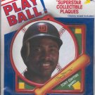 1988 Tara Playball Plaques #18 TONY GWYNN Unopened NIB