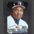 1997 Donruss Preferred NTL Treasures #172 TONY GWYNN