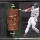 1998 SPx Finite #123 TONY GWYNN
