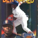 2000 Fleer Gamers Determined #D11 TONY GWYNN