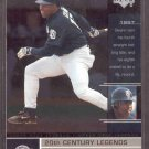 2000 Upper Deck Legends 20CB #119 TONY GWYNN