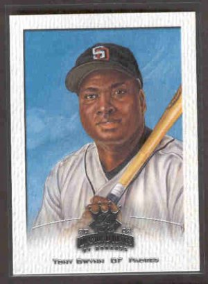 2002 Diamond Kings SP #145 TONY GWYNN