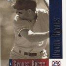 2001 Upper Deck Minors Centennial #35 GEORGE BRETT