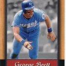 2001 Upper Deck Legends #28 GEORGE BRETT