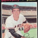 1971 Topps #140 Gaylord Perry