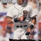 1993 Upper Deck Future Heroes #56 Barry Bonds