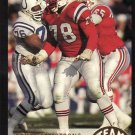 1992 Fleer Team Leaders #20 Bruce Armstrong MINT