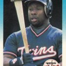 1987 Fleer Mini #83 Kirby Puckett