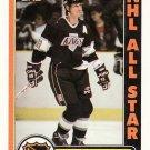 1989-90 Topps Sticker Inserts #11 Wayne Gretzky MINT