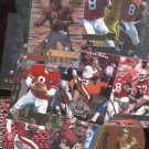 30 Card Steve Young Lot San Francisco 49ers
