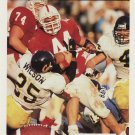 1992 Courtside Inserts #AA3 Tommy Vardell STANFORD