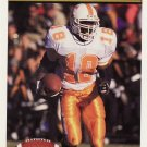 1992 Courtside Inserts #AA2 Dale Carter TENNESSEE