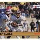 1992 Courtside Bronze #105 Jeff Blake