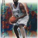 2000-01 Black Diamond #70 Chris Webber