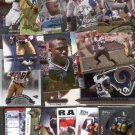 27 - MARSHALL FAULK Cards Rookies Rams / Colts